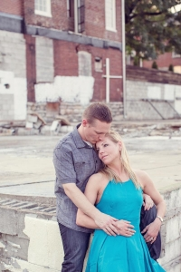 engagement photography fort campbell